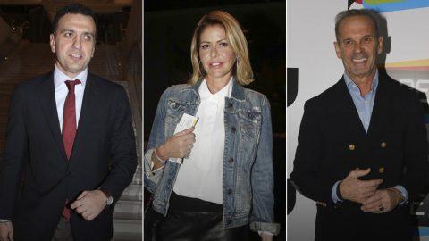 Τζένη, Κικίλιας, Πέτρος:Μαζί οι 3 στο ίδιο μαγαζί & δεν αντάλλαξαν κουβέντα