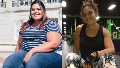 Αυτή η γυναίκα έχασε 80 κιλά και έχει βρει τον τρόπο ώστε να μην τα ξαναπάρει ποτέ