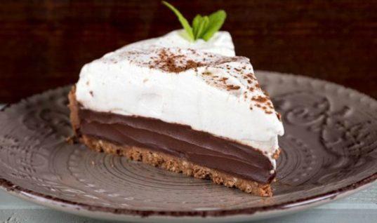 Η διάσημη τάρτα σοκολάτας του Άκη!