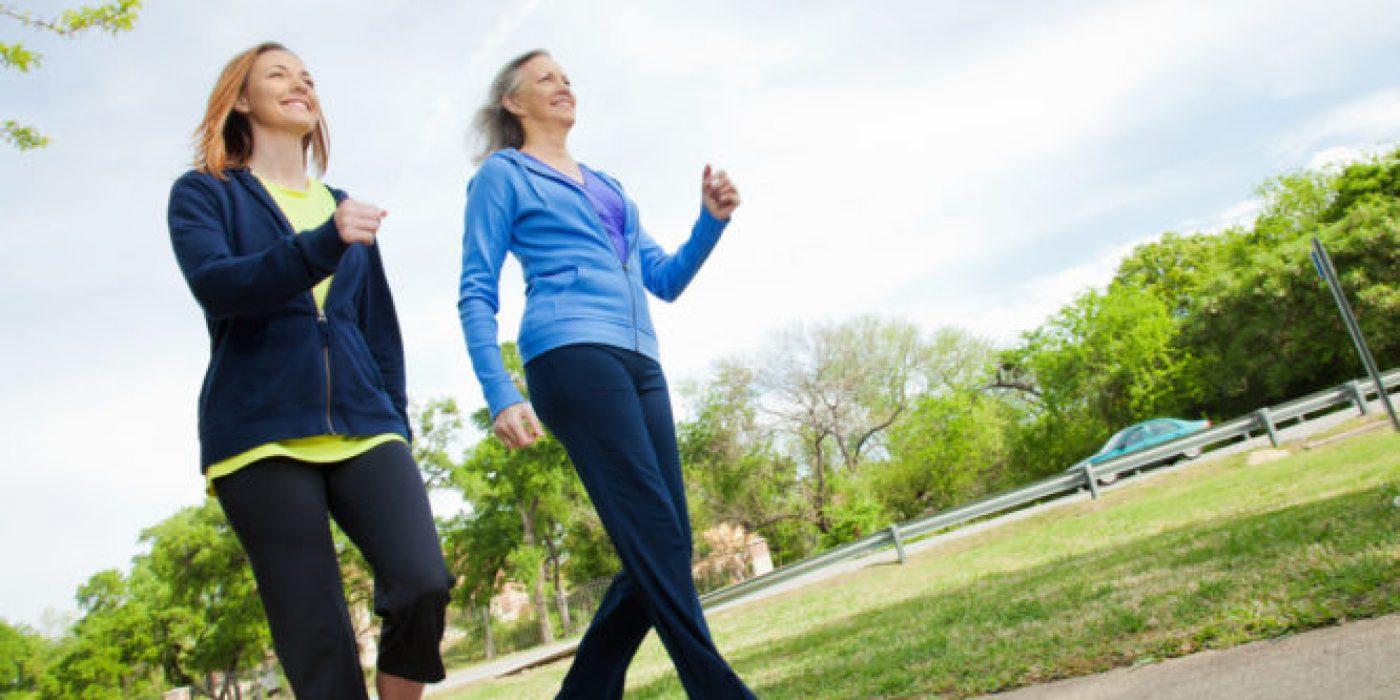 Πόσο ΑΠΛΟ περπάτημα χρειάζεται για να χάσετε 5 κιλά ως το Πάσχα