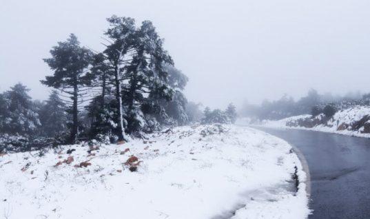 Καιρός – Έκτακτο δελτίο: Χιόνια και στην Αττική – Θα πέσει 10 βαθμούς η θερμοκρασία