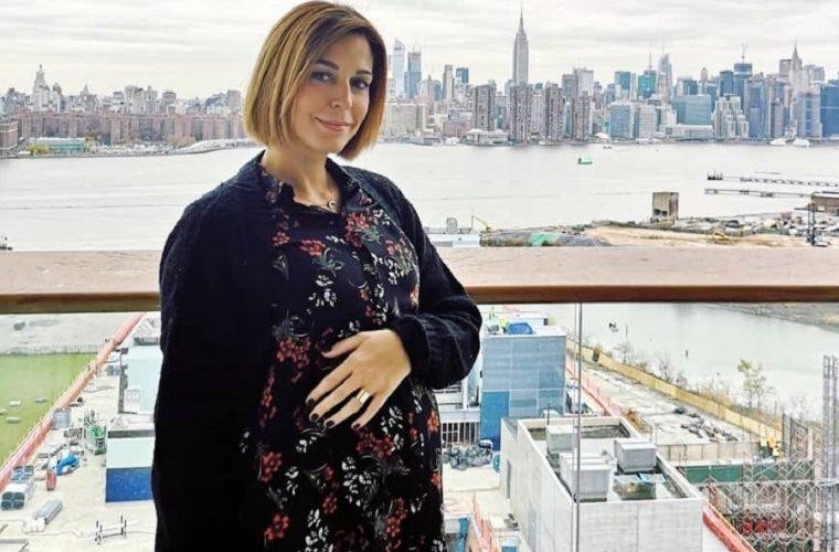 Κατερίνα Παπουτσάκη: Αποκάλυψε ότι είχε πριν λίγο καιρό επιπλοκή στην εγκυμοσύνη της