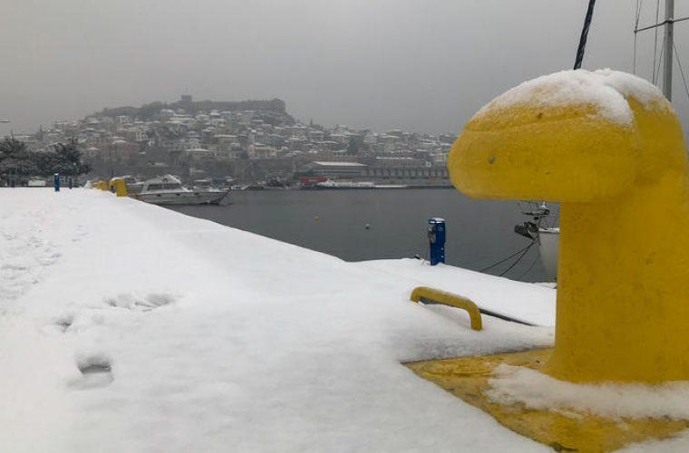 Νέα σφοδρή κακοκαιρία με χιόνια και τσουχτερό κρύο την ερχόμενη εβδομάδα