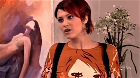 Λευκά μαλλιά και νέο look: Η Μαριλένα από το «10 λεπτά Κήρυγμα» επανεμφανίστηκε σε νέο ρόλο (Pics)