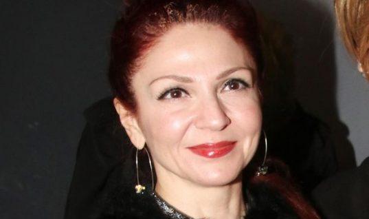 Ταμίλα Κουλίεβα: Σπάνια βραδινή έξοδος με τον σύζυγό της