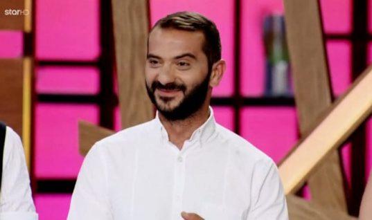 Ο Λεωνίδας Κουτσόπουλος ξυρίστηκε από λάθος: «Έγινα σαν το κατσίκι» (vid)
