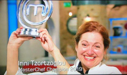 Η νικήτρια του Αγγλικού MasterChef είναι…από την Κρήτη!