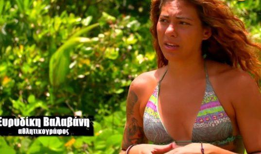 Survivor καλεί… Ευρυδίκη Βαλαβάνη – Ξαναμπαίνει στο ριάλιτι;