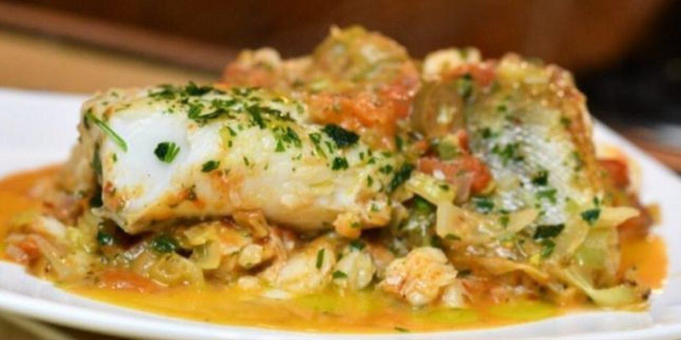 Μπακαλιάρος αλά ιταλικά -Η τέλεια συνταγή για την 25η Μαρτίου από τον Λευτέρη Σουλτάτο!