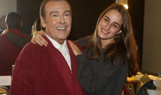 Όταν ο Τόλης Βοσκόπουλος και η κόρη του, Μαρία τραγούδησαν μαζί το «Λουλουδάκι μου»
