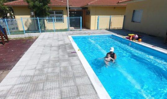 Το πρώτο ελληνικό δημόσιο σχολείο με πισίνα είναι γεγονός! Δείτε που