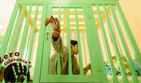 Πέθανε στα 19 της η Ανδριάνα που έζησε τη ζωή της σε κλουβί στο Ίδρυμα Λεχαινών