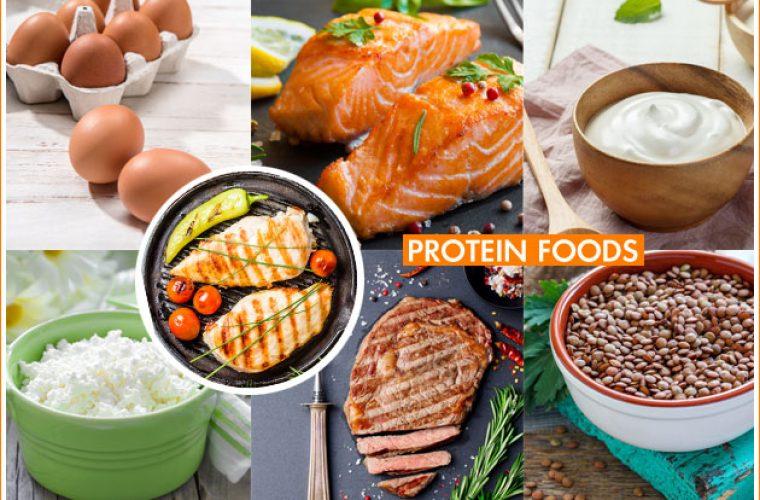 Οι τροφές που έχουν πολλές πρωτεΐνες και λίγους υδατάνθρακες- Βοηθούν στο αδυνάτισμα