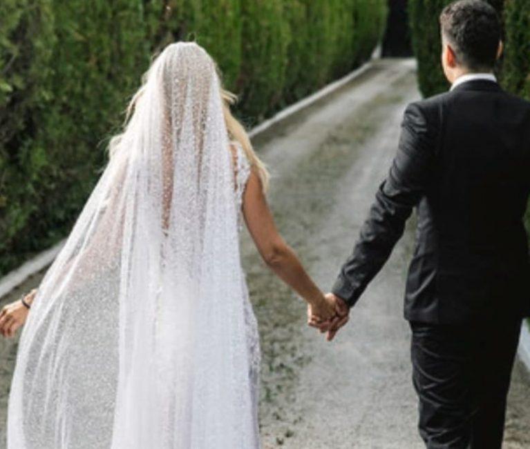 Έλενα Ράπτη: Παντρεύτηκε κρυφά τον αγαπημένο της (εικόνες)