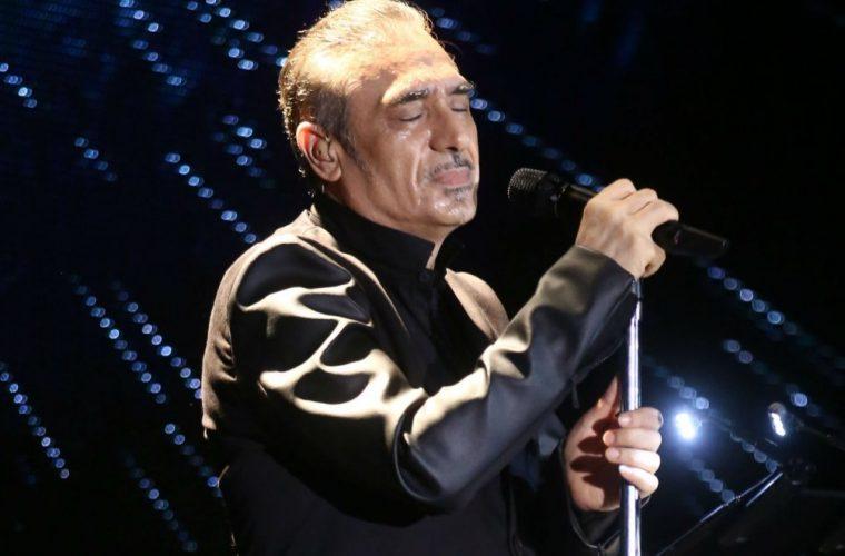 Νότης Σφακιανάκης: Το πρόβλημα υγείας που τον ανάγκασε να ακυρώσει τη συναυλία του
