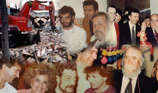 Αυγό του Κόκκορα: Κατεδαφίστηκε το ιστορικό στέκι της Κυψέλης-Η ιστορία και οι θαμώνες του