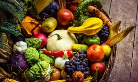 Το φθινοπωρινό φρούτο που έχει τις λιγότερες θερμίδες!