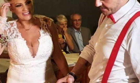 Γωγώ Γαρυφάλλου: Νέες φωτογραφίες από το γάμο της!