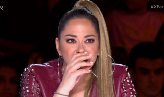 X-Factor: Η χασάπισσα που έκανε τη Μελίνα να δακρύσει