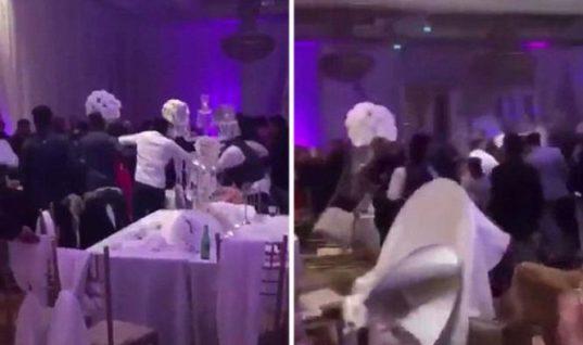 «Μαλλί με μαλλί» οι συμπέθεροι σε γαμήλιο γλέντι στη Λάρισα για τις θέσεις