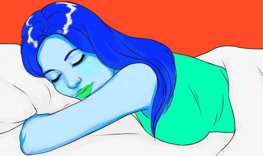 Γιατί όταν κοιμάστε δεν πρέπει να ξαπλώνετε από την δεξιά πλευρά
