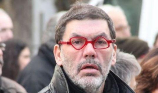 Συνελήφθη ο δημοσιογράφος Θανάσης Λάλας