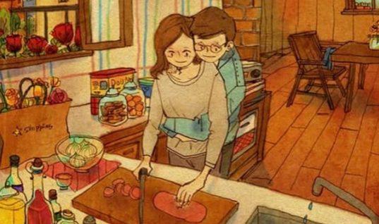 """«Δεν """"βοηθάω"""" τη γυναίκα μου, είμαι συνεργάτης της στο σπίτι»: Όλα όσα θα έπρεπε να είναι αυτονόητα"""