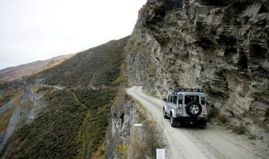 Μία από τις 10 πιο επικίνδυνες διαδρομές στον πλανήτη βρίσκεται στην Αιτωλοακαρνανία (Vid)