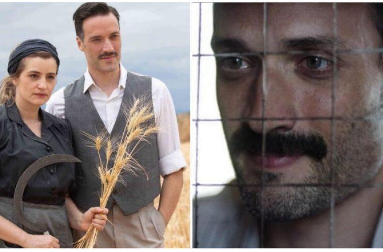 Ιωάννης Αθανασόπουλος: Η απίστευτη μεταμόρφωσή του σε γυναίκα για τις ανάγκες του ρόλου (εικόνα)