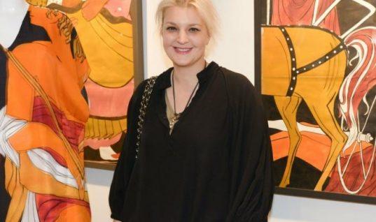 Πέθανε σε ηλικία 46 ετών η σχεδιάστρια μόδας Σοφία Κοκοσαλάκη