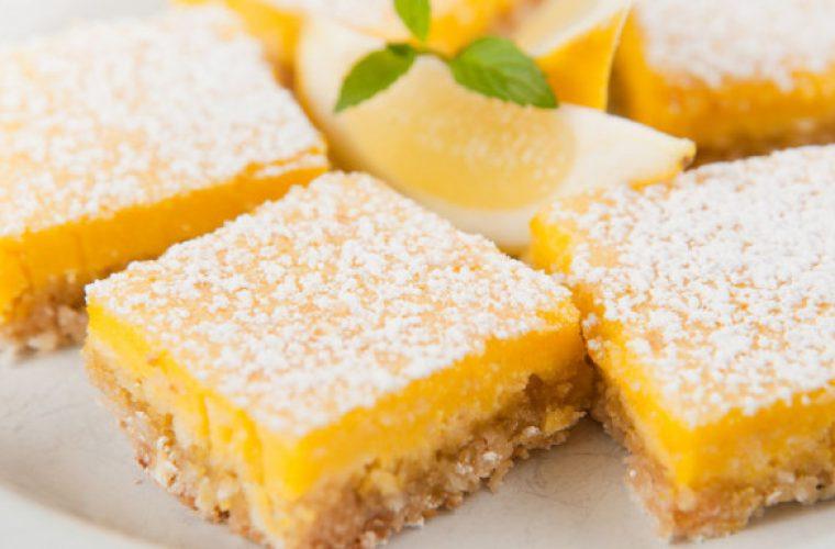 Η πιο γρήγορη συνταγή για τάρτα λεμονιού -Ετοιμη σε 15′ λεπτά