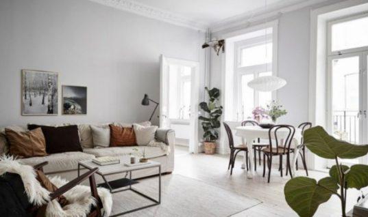 5 πραγματικά πανέμορφα σαλόνια με διαφορετικό στιλ το καθένα!