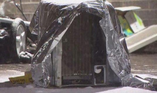 Κλιματιστικό έπεσε από τον όγδοο όροφο και σκότωσε κοριτσάκι 2 ετών