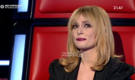 Ξέσπασε σε κλάματα η Ελεωνόρα Ζουγανέλη! Δύσκολη απόφαση στο Voice