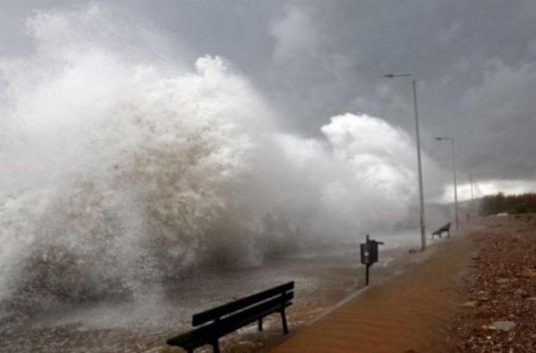 Προειδοποίηση Καλλιάνου για χαμηλό βαρομετρικό-τέρας από Τρίτη και για 72 ώρες – Φόβοι για πλημμύρες