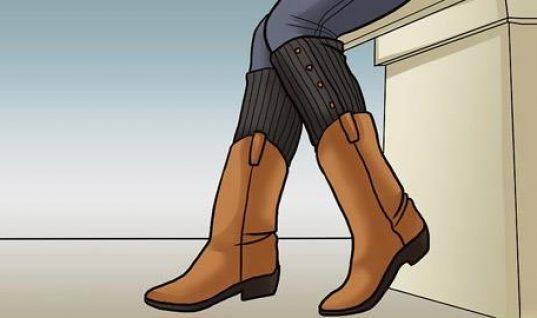 Τα λάθη που κάνετε όταν φοράτε μπότες