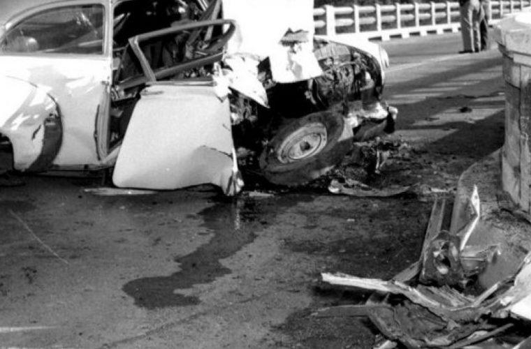 Το μοιραίο γύρισμα: Η έκρηξη που σκότωσε την συμπρωταγωνίστρια του Αλέκου Αλεξανδράκη στην «Εύα»