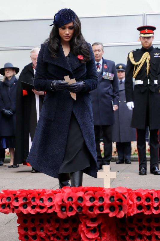 Μέγκαν Μαρκλ, Κέιτ Μίντλετον στην πρώτη στιλιστική αναμέτρηση μετά τους καβγάδες -Η μια με φορεματάκι, η άλλη με παλτό, ιδίου χρώματος (εικόνες)