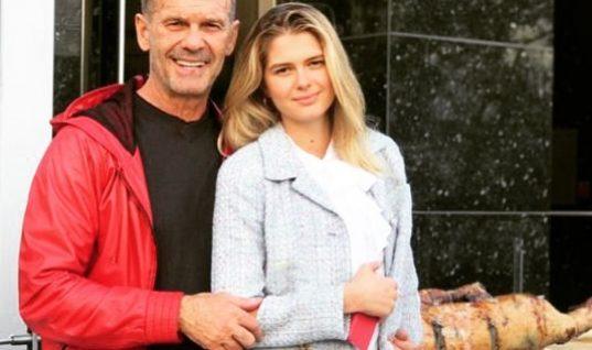 Πέτρος Κωστόπουλος: Δημοσίευσε φωτογραφία του 12 ετών και είναι ίδιος η κόρη του Αμαλία!(εικόνα)