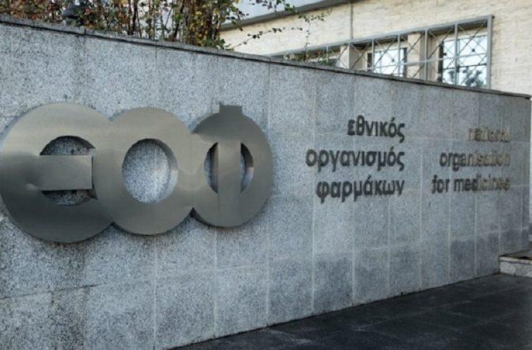 Προσοχή: Απαγόρευση κυκλοφορίας αντισηπτικού από τον ΕΟΦ