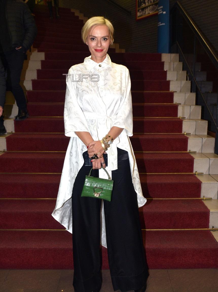 Έλενα Χριστοπούλου - Ζενεβιέβ Μαζαρί: Εντυπωσιακές σε βραδινή τους έξοδο οι κυρίες του GNTM (εικόνες)