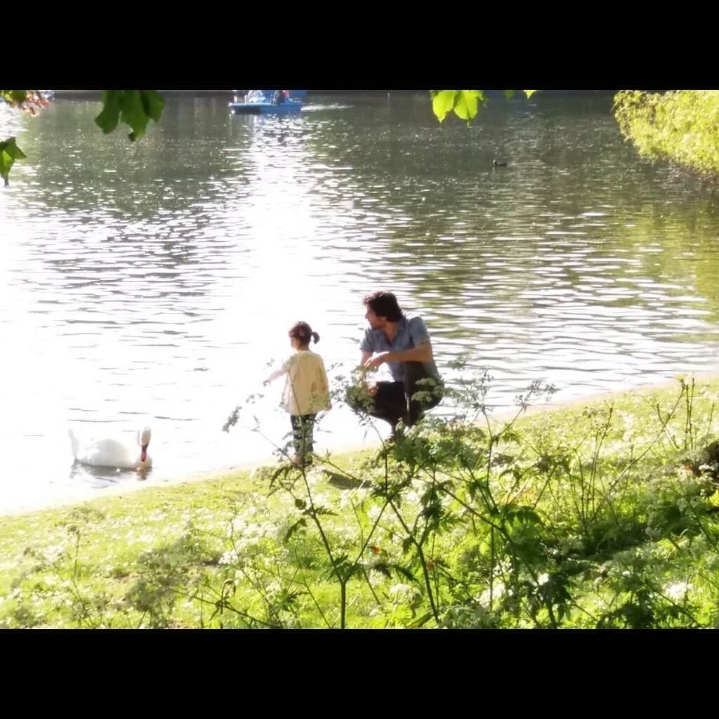 Αντώνης Καρυστινός: Η φωτογραφία με την 4χρονη κόρη του που συγκέντρωσε χιλιάδες likes (εικόνα)