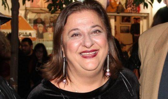 Έξαλλη η Ελισάβετ Κωνσταντινίδου on camera: Αφήστε με γιατί έχω νεύρα με τον Alpha (vid)