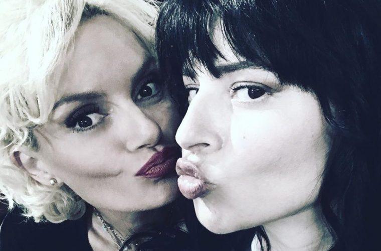 Έλενα Χριστοπούλου – Ζενεβιέβ Μαζαρί: Εντυπωσιακές σε βραδινή τους έξοδο οι κυρίες του GNTM (εικόνες)