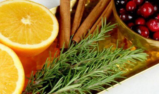 Κάνε το σπίτι σου να μυρίσει Χριστούγεννα με φυσικό,εύκολο και οικονομικό τρόπο!