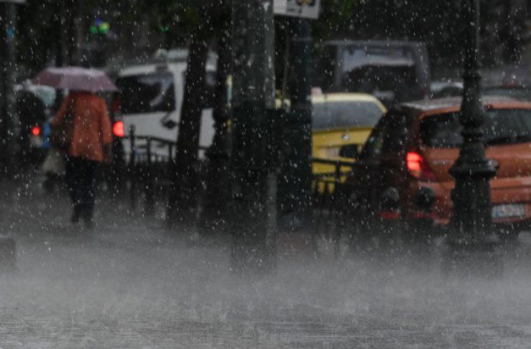 Προειδοποιεί ο Καλλιάνος: Ερχονται βροχές και ισχυρές καταιγίδες