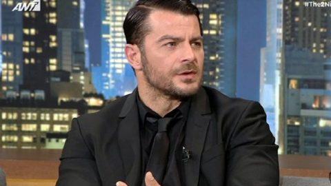 Ο Αγγελόπουλος για το unfollow στον Τανιμανίδη: «Δεν με ενδιαφέρει η ζωή του Σάκη Τανιμανίδη»