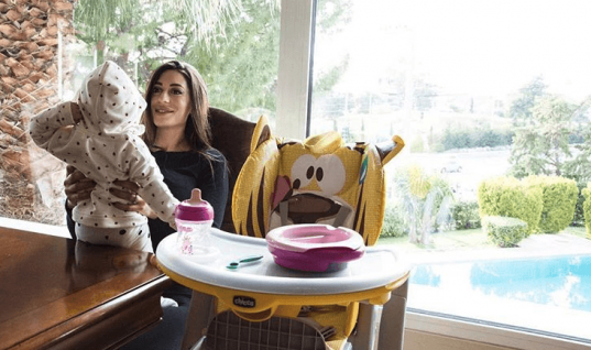 Το υπέροχο σπίτι της Φλορίντα Πετρουτσέλι- Παντρεύει το μοντέρνο στυλ με το κλασσικό (εικόνες)