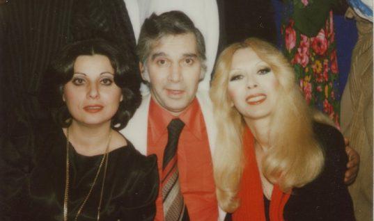 Βαγγέλης Πλοιός: Ο γάμος του μετην ηθοποιό, Ρία Δελούτση και ο πρόωρος θάνατος του μοναχογιού τους