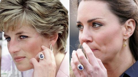 Κέιτ: Φοράει ένα από τα πιο αναγνωρίσιμα δαχτυλίδια- Δείτε την ιστορία του και πόσο κοστίζει